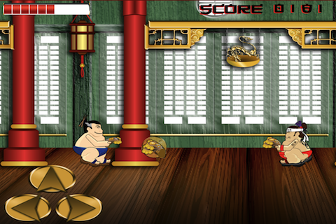 Screenshot A Sumo Fight Lite