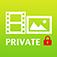 個人アルバム PRO : 写真またはビデオ隠し。