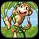 A Super Swing Monkey Jumping World Zoo Jungle Tap & Bounce Free