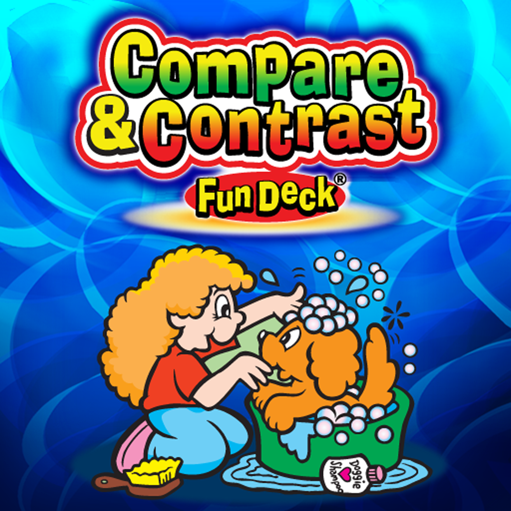 Compare and Contrast Fun Deck